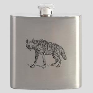 Hyena Flask