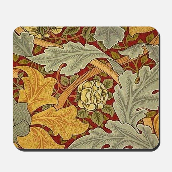 Saint James wallpaper by William Morris Mousepad