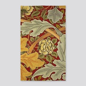 Saint James wallpaper by William Morris Area Rug