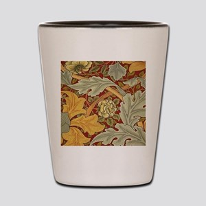 Saint James wallpaper by William Morris Shot Glass