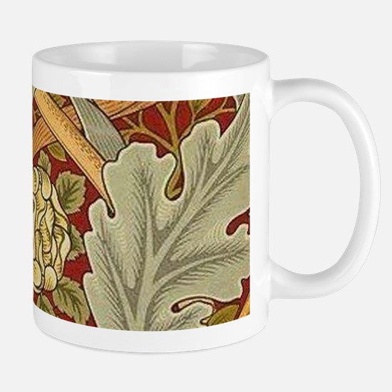 Saint James wallpaper by William Morris Mugs