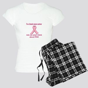 I'm A Survivor - Ask Me about Pink! Pajamas