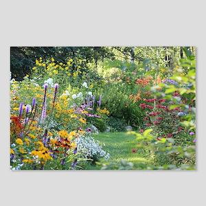 Three Secret Gardens Postcards (Package of 8)