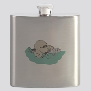 Mole in Ground Flask