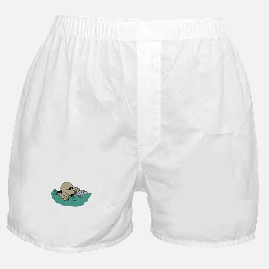 Mole in Ground Boxer Shorts