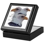 Eagle All That I Could Keepsake Box