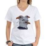 Eagle All That I Could Women's V-Neck T-Shirt