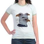 Eagle All That I Could Jr. Ringer T-Shirt
