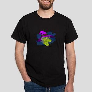 Caricatura Bruja T-Shirt