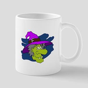 Caricatura Bruja Mugs