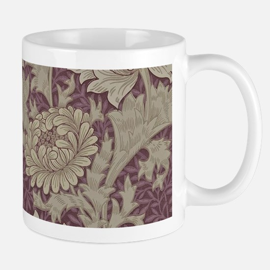 Chrysanthemum William Morris Mugs