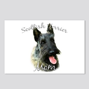 Scotty Mom2 Postcards (Package of 8)