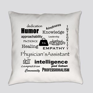 Physician's Assistant Everyday Pillow