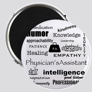 Physician's Assistant Magnets