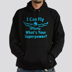 I can Fly What's Your Superpower Hoodie