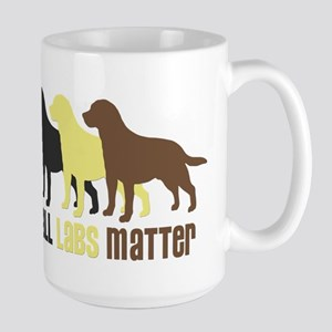 All Labs Matter Mugs