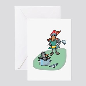 Magpie Soup Greeting Cards