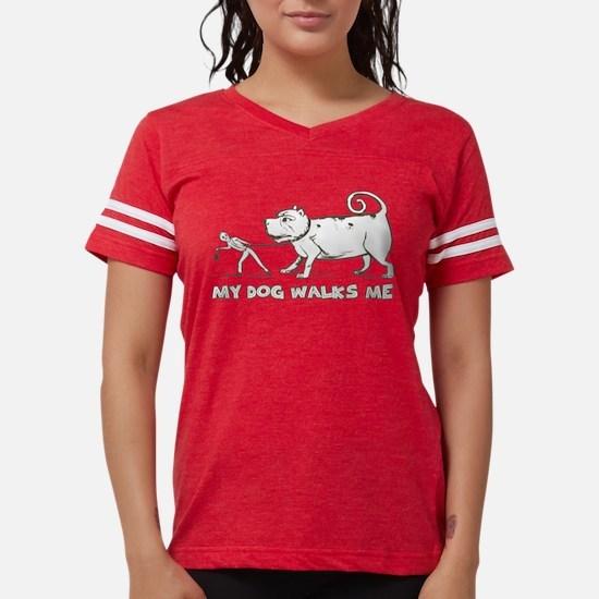 Funny Dog Walker T-Shirt