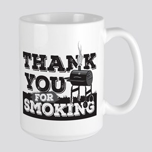 Thanks for Smoking Mugs