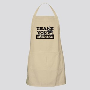 Thanks for Smoking Apron