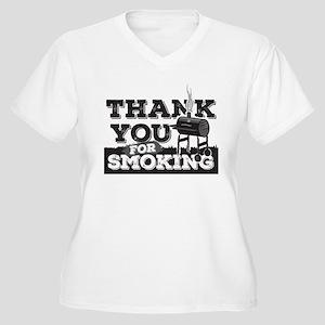 Thanks for Smoking Plus Size T-Shirt