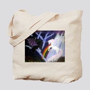 Dragusfight Tote Bag