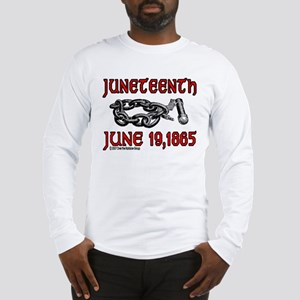 """June19, 1865"" Long Sleeve T-Shirt"
