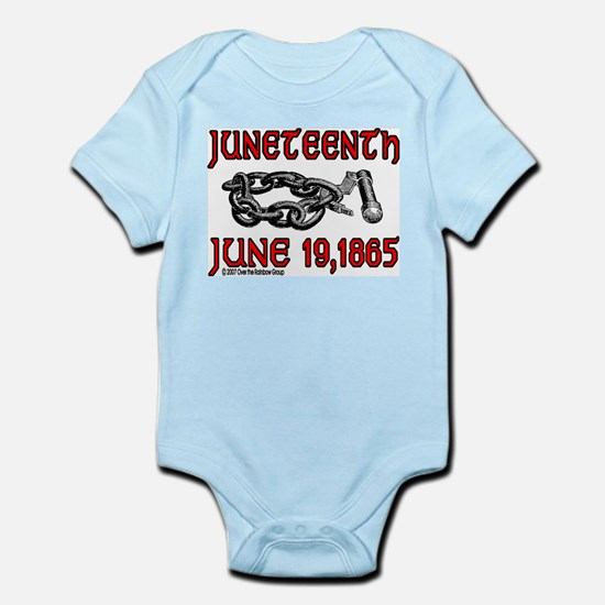 """June19, 1865"" Infant Bodysuit"