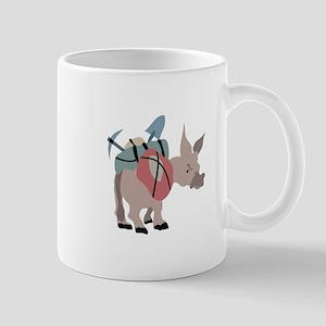 Pack Mule Mugs