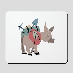 Pack Mule Mousepad