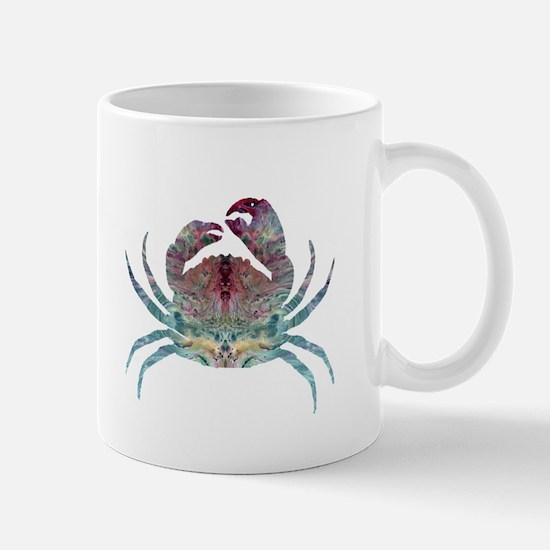 Colorful Crab Mugs
