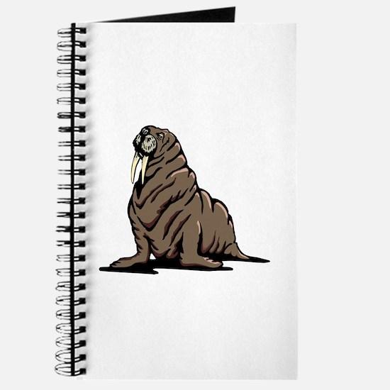 Walrus sitting Journal
