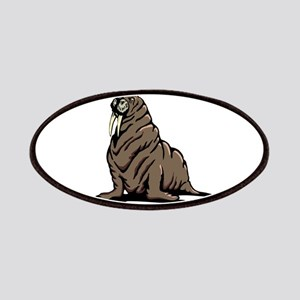 Walrus sitting Patch