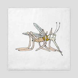 Mosquito bite Queen Duvet