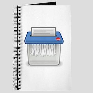 Edit delete sign Journal