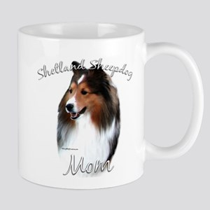 Sheltie Mom2 Mug