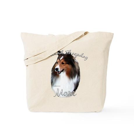 Sheltie Mom2 Tote Bag