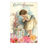 Victorian easter Postcards