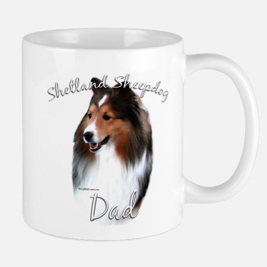 Sheltie Dad2 Mug