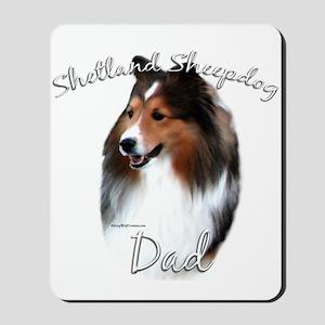 Sheltie Dad2 Mousepad