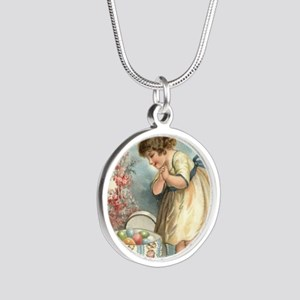 victorian easter Necklaces