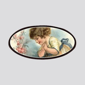 victorian easter Patch