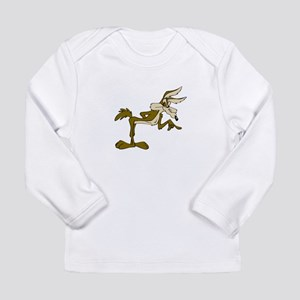 Road Runner Fox cartoon Long Sleeve T-Shirt