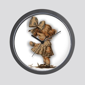 antique easter Wall Clock