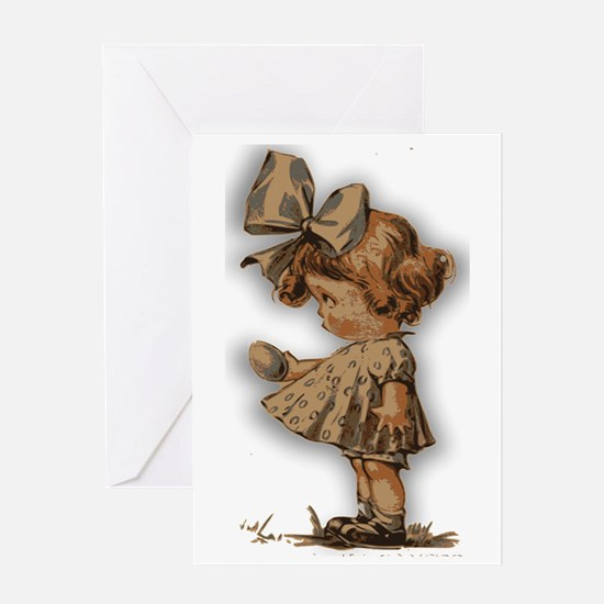 antique easter Greeting Cards