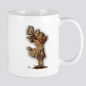 antique easter Mugs