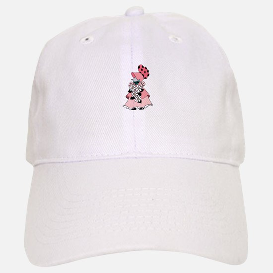 Mouse Wearing Nice Dress Baseball Baseball Cap