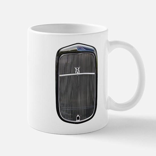 Grill-Black Mug