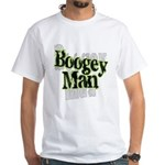 Boogey Man White T-Shirt