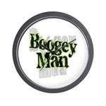 Boogey Man Wall Clock